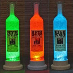 High West Rye Whisky Color Changing..