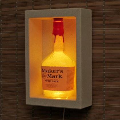 Makers Mark Color Changing LED Scon..